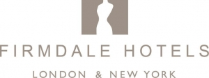 FIRMDALE LOGO WITH TEXTwarmgray7 CS628