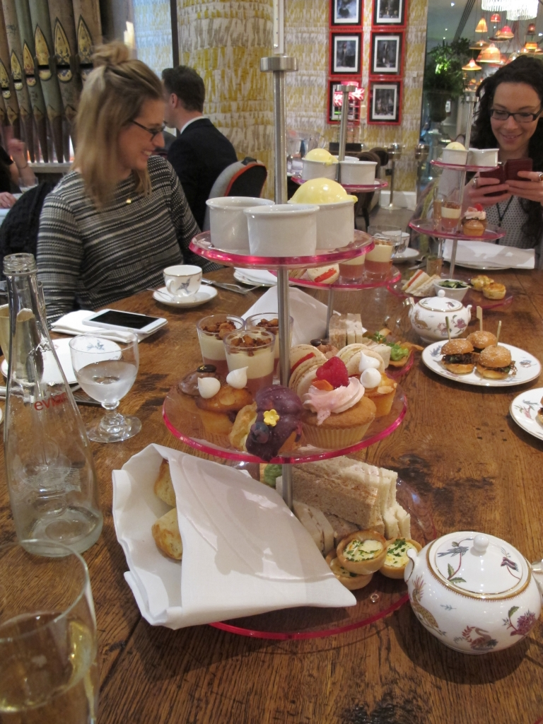 Ham Yard Afternoon Tea 084