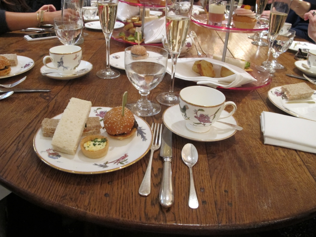 Ham Yard Afternoon Tea 086