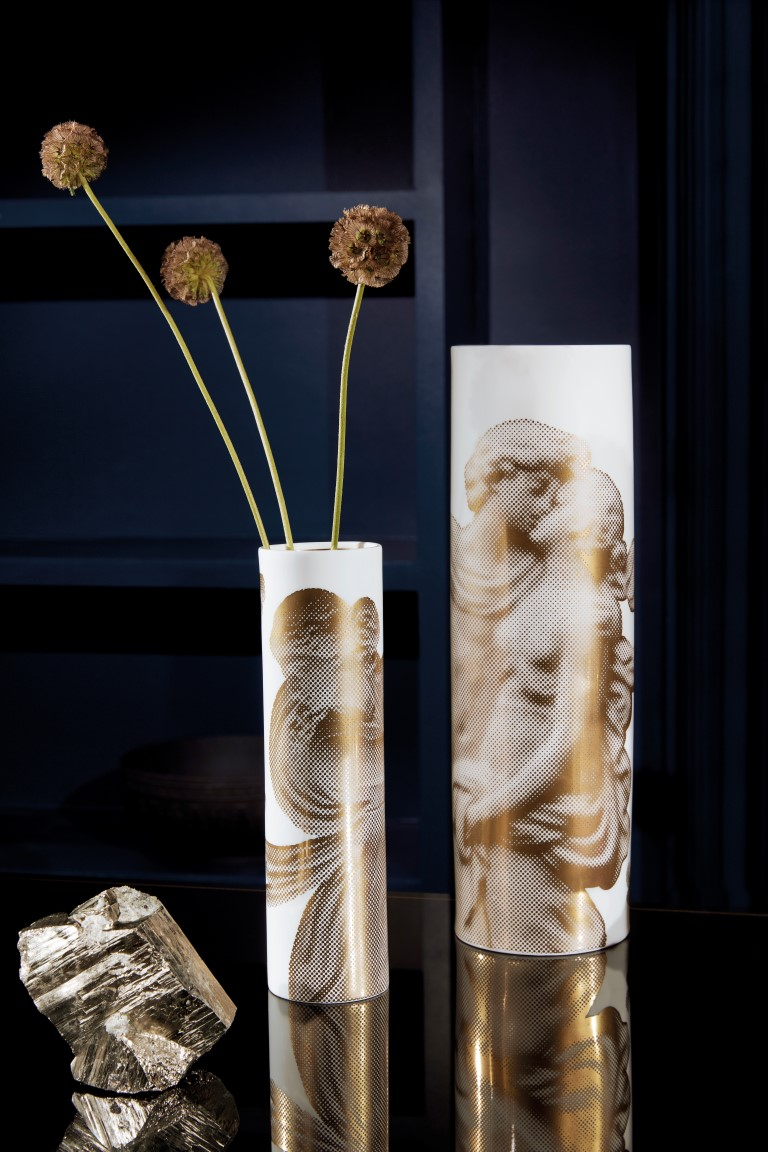 Gilded Muse collection - Image courtesy of Wedgwood