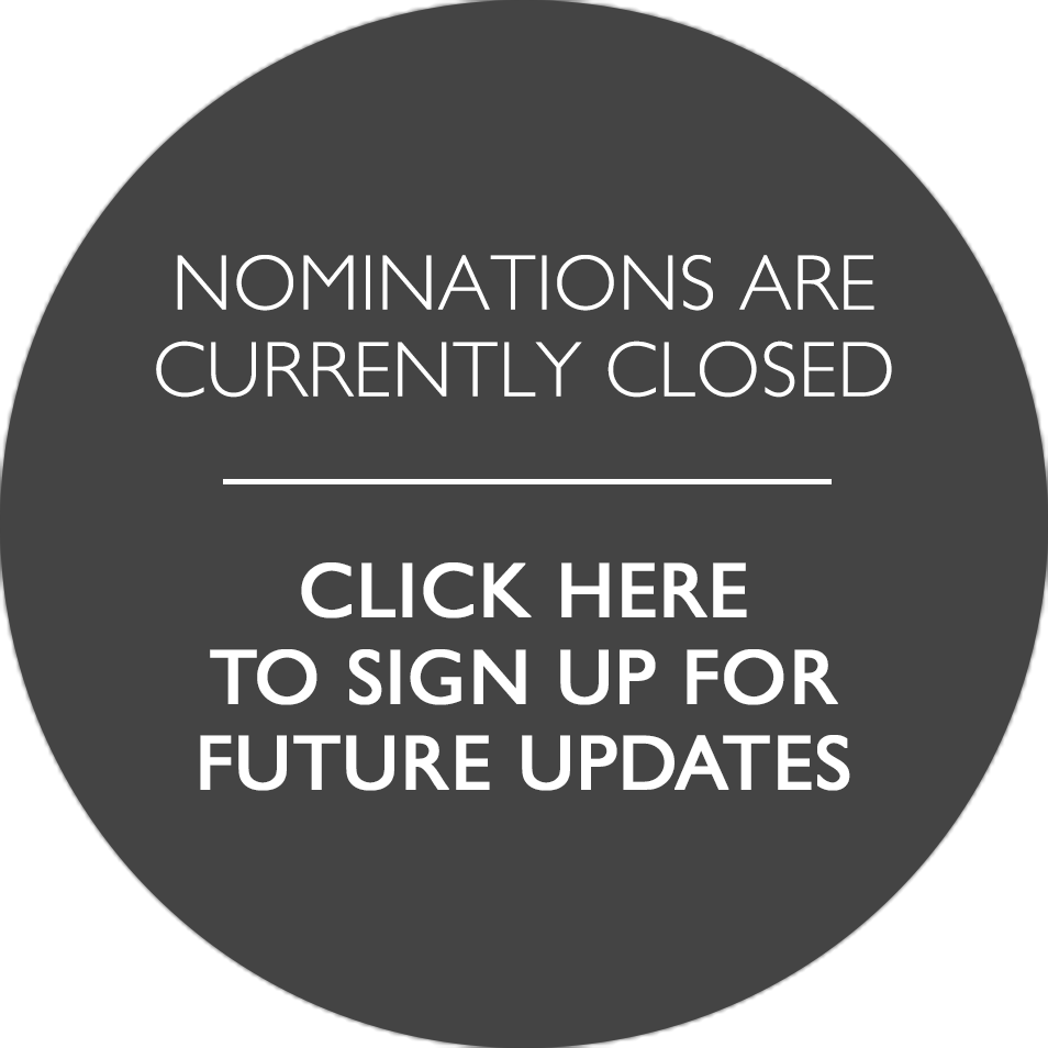 Nominations are not currently open