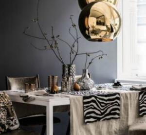Interiors Grey Dining Room Inspiration