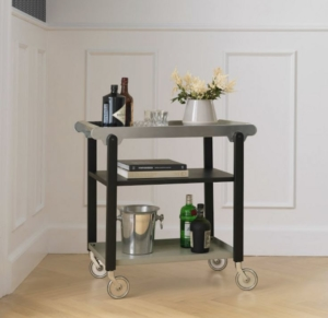 Why you need a bar cart and other stories