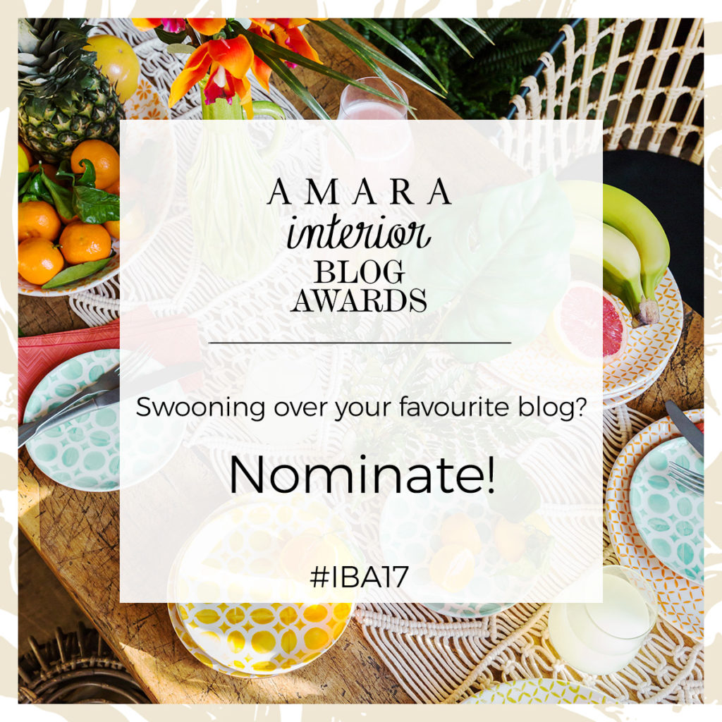 IBA17 Nominations