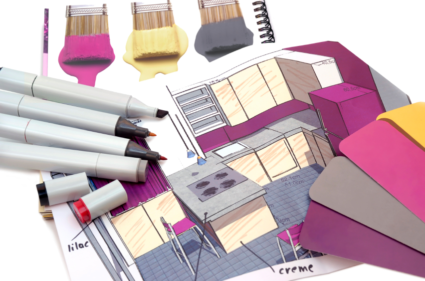 Become An Online Interior Designer