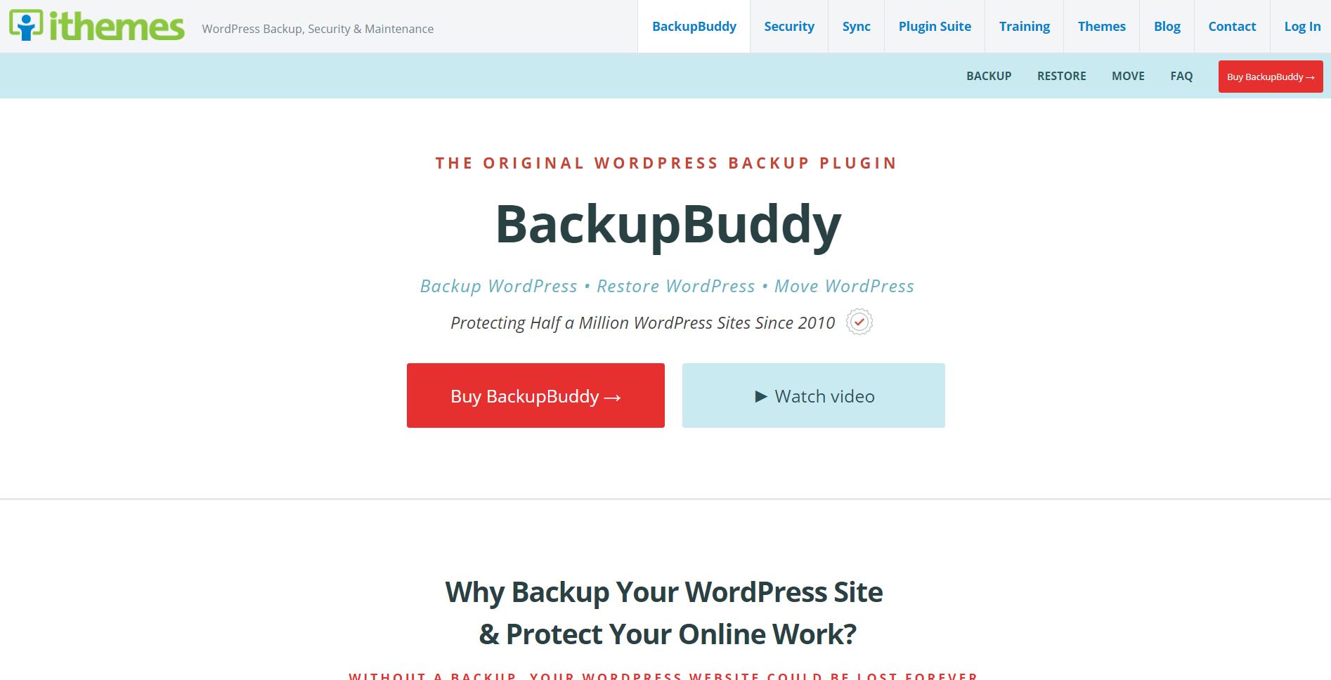 backupbuddy premium plugin