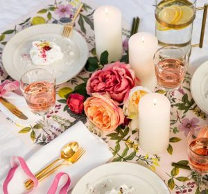 5 Cheap Table Styling Ideas you Can Throw Together in Minutes