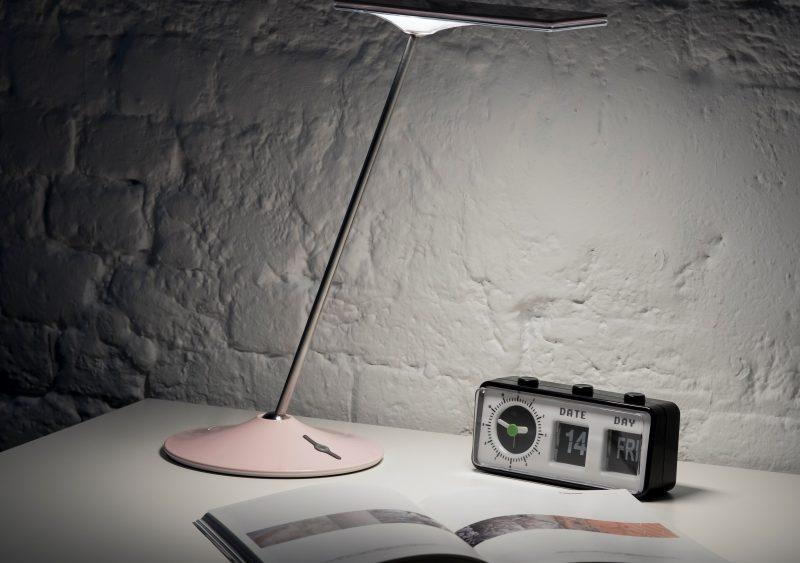 Humanscale Horizon Task Lamp - Morning Pink