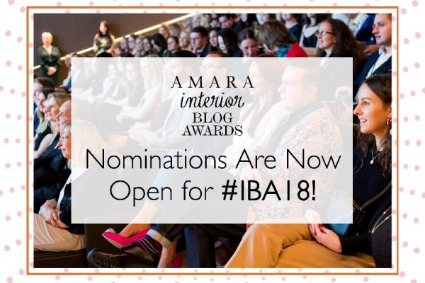 The #IBA18 Nominations are Now Open!