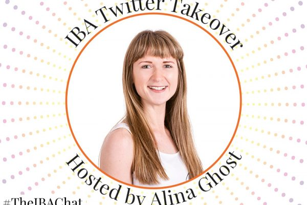 #TheIBAChat Get Top SEO Tips from the First Twitter Takeover With Alina Ghost