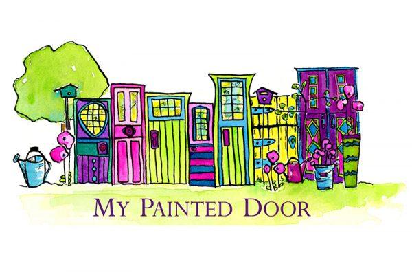 My Painted Door