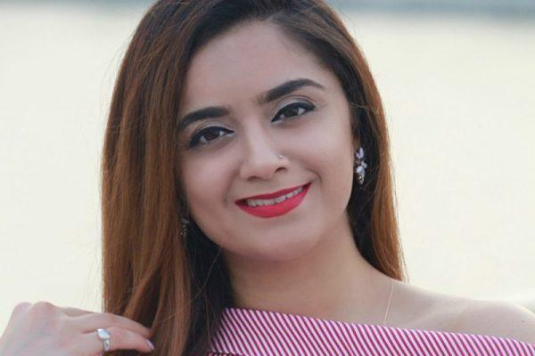 Pooja Solanki. Interior Designer & Lifestyle Blogger