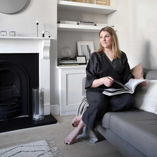 Abi Dare at These Four Walls - Best Home Styling